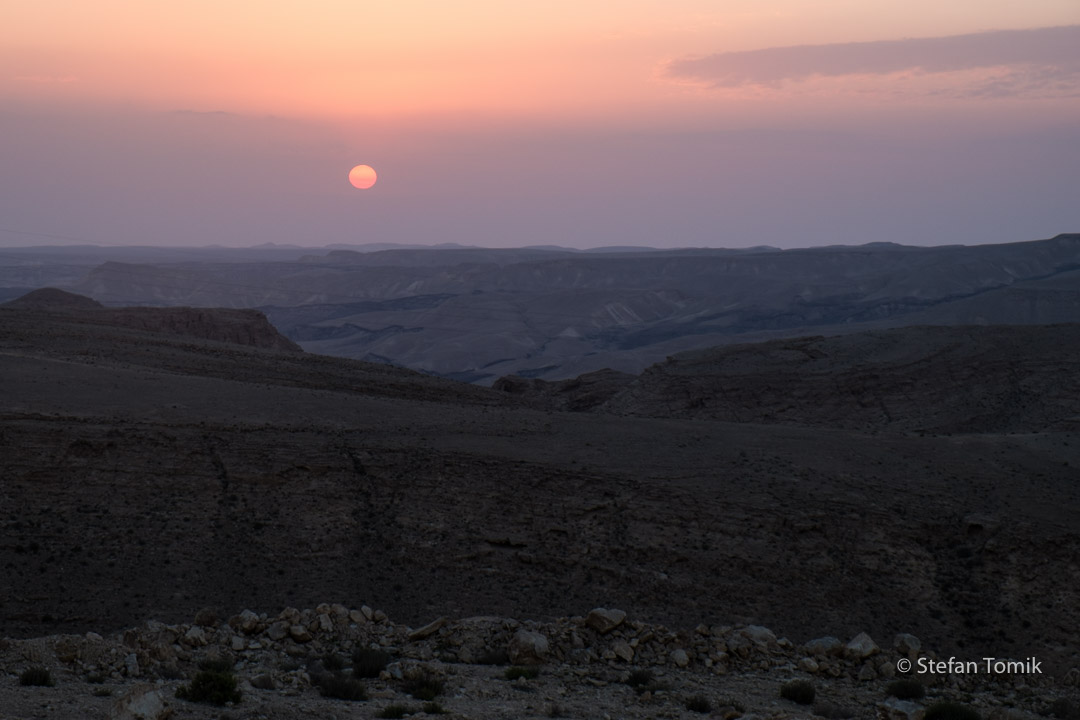 Hava Night Camp am Israel National Trail
